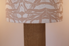 Lampshade Roots Design - Pinky Beige