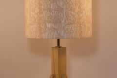 Lampshade Starfish Design - Pinky Beige 25cm